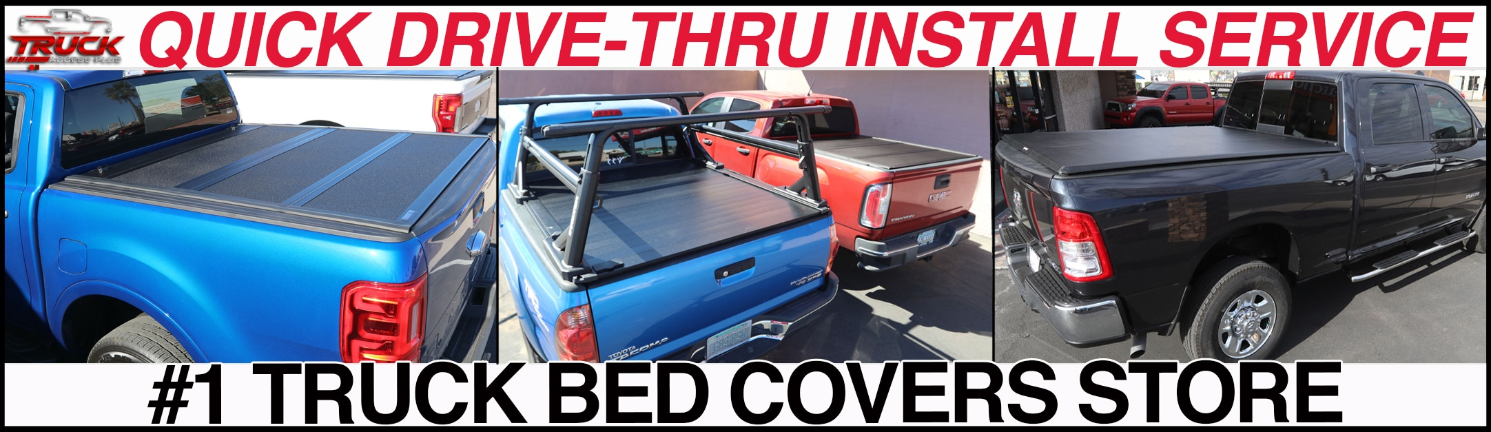 truck bed covers in phoenix az