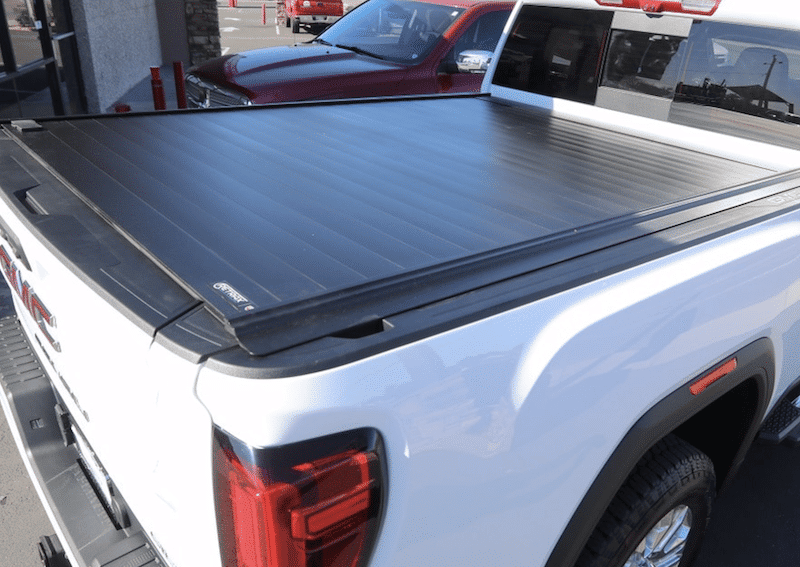 RETRACTABLE TRUCK BED COVERS-AZ