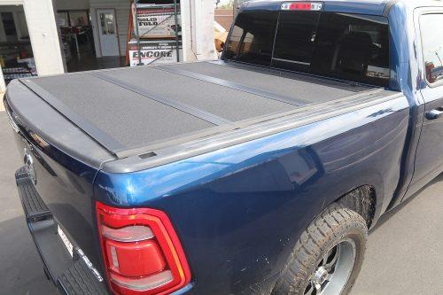 2021 Ram Hard Folding Armor Flex Truck Bed Cover