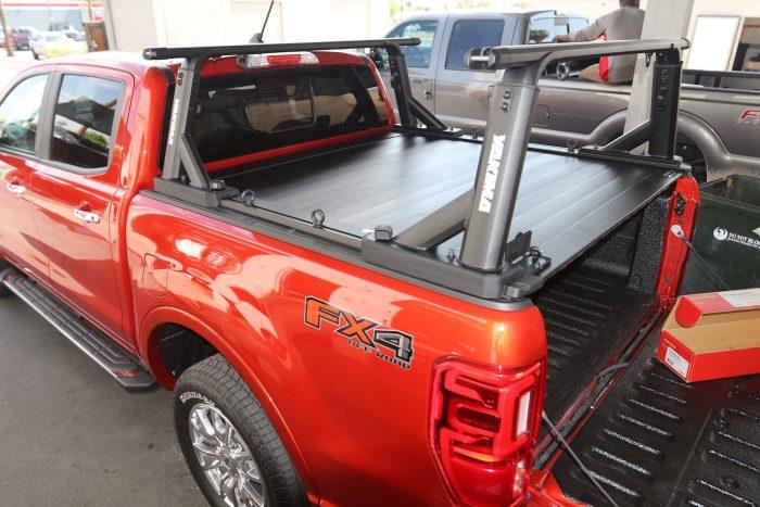 ford ranger retraxpro xr retractable tonneau covers